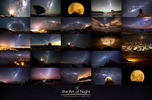 The Art of Night - The Photography of Mark Gee